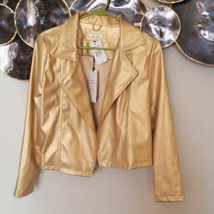 Other - Nwt cute motorcycle jacket